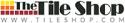 THE TILE SHOP logo