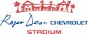 Roger Dean Chevrolet Stadium logo