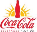 Coca-Cola Beverages Florida logo