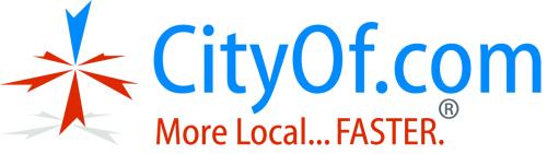 Cityof.COM logo