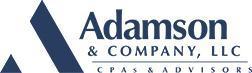 Adamson and Company logo