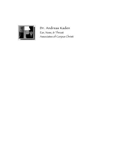 Dr. Kaden logo