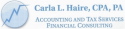 Carla L. Haire, CPA, PA logo