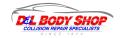 D&L Body Shop logo