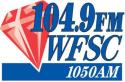 1050 WFSC  logo