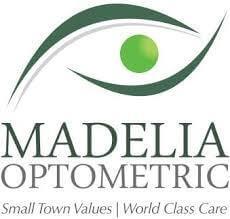 Madelia Optometric logo