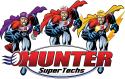 Hunter Super Techs logo