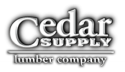 Cedar Supply logo
