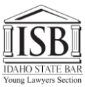 Idaho State Bar Young Lawyers Section logo