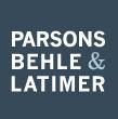 Parsons Behle & Latimer logo