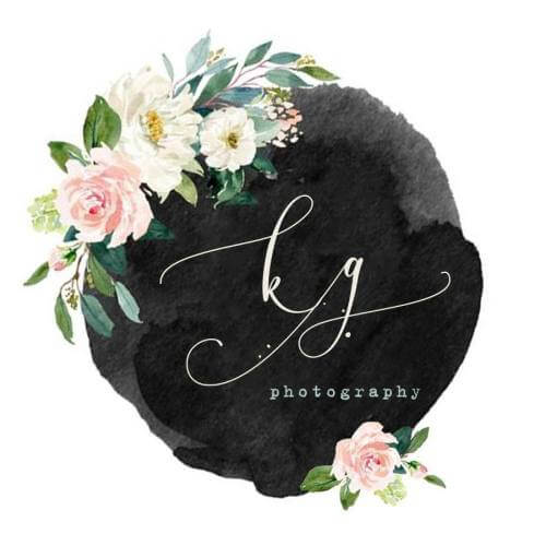 KG Photography logo