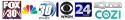 Meridian Family of Stations logo