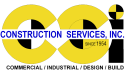 Constructions Services, Inc. logo