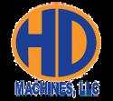 HD Machines logo