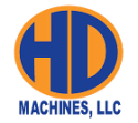 HD Machines logo