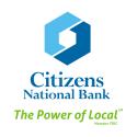 Citizens National Bank logo