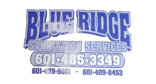Blue Ridge Sanitation Services logo