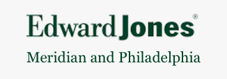 Edward Jones of Meridian and Philadelphia logo