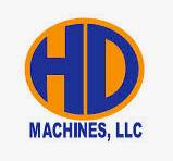 HD Machines, LLC logo