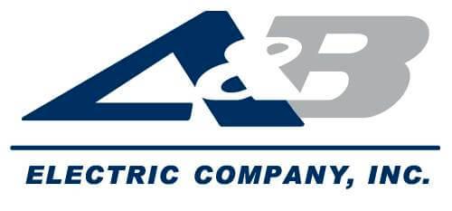 A&B Electric logo