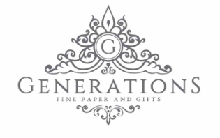 Generations Fine Paper and Gifts logo