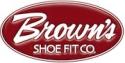 Brown's Shoe Fit Co-Ada logo