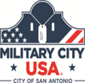 Military City USA logo