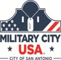 Military City USA logo