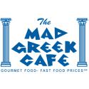 The Mad Greek Cafe logo