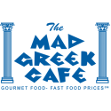 The Mad Greek Cafe logo
