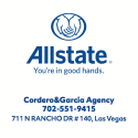Allstate - Cordero & Garcia Agency logo