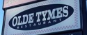 Olde Tymes Restaurant logo