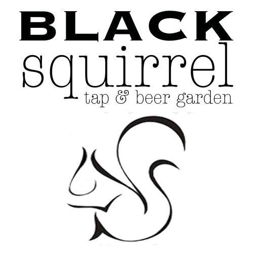 Black Squirrel Tap logo