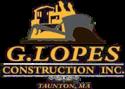 G. Lopes Construction logo