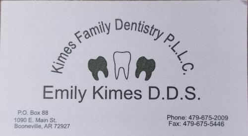 Kimes Family Dentistry logo