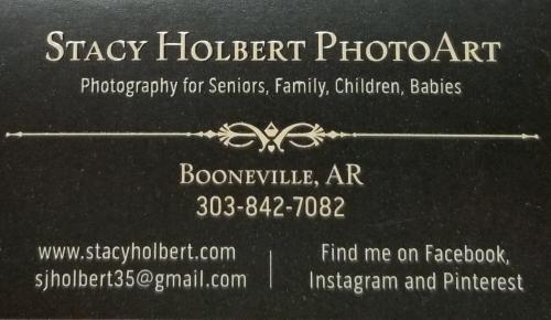 Stacy Holbert Photoart logo