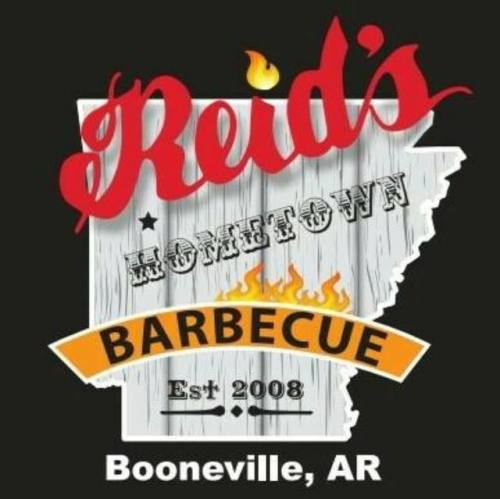 Reid's Hometown Barbecue logo