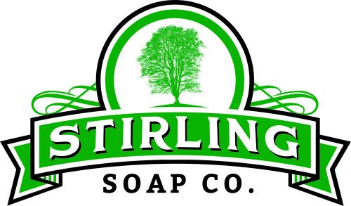 Stirling Soap  logo