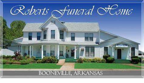 Roberts Funeral Home logo
