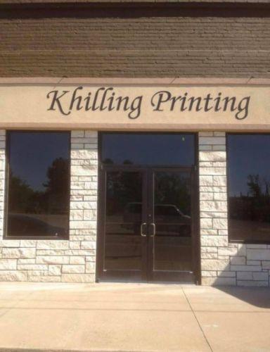 Khilling Printing logo