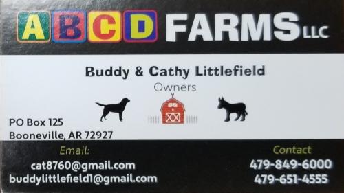 ABCD FARMS logo