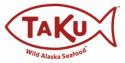 Taku Wild Alaska Seafood logo