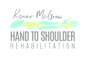 Kisner McGraw Hand to Shoulder Rehabilitation logo
