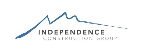 Independence Construction Group logo