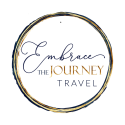 Embrace the Journey Travel logo