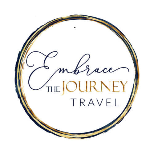 Embrace the Journey Travel logo