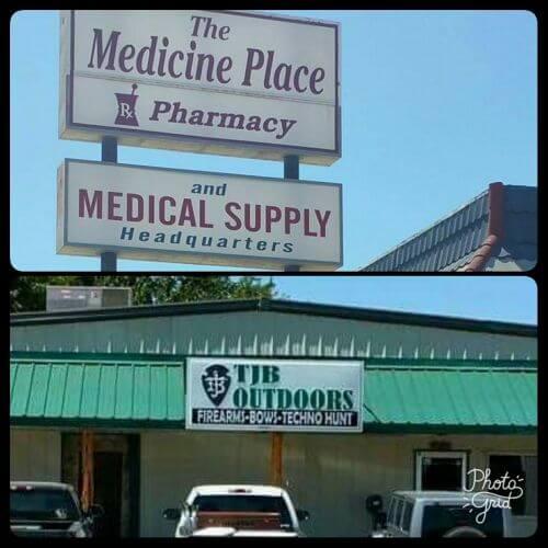 The Medicine Place logo