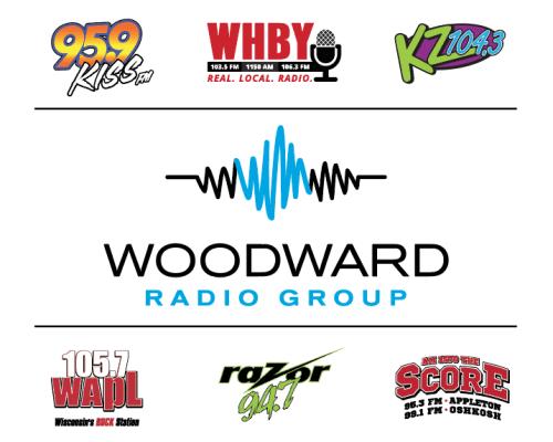 Woodward Communications  logo