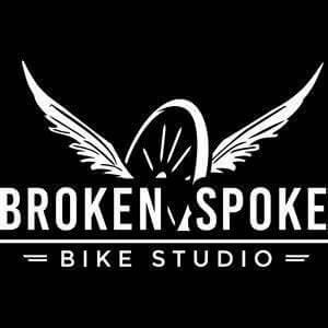 Broken Spoke Bike Studio logo