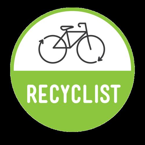 Recyclist logo